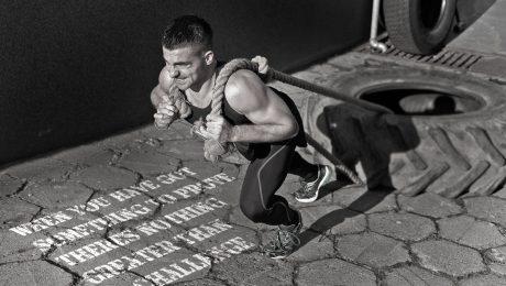 trening funkcjonalny Marcin Bąk - trener personalny