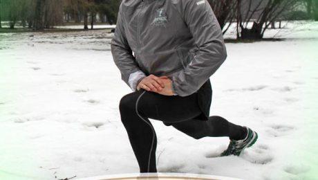 Jak trenować w zimie
