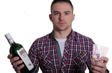 alkohol i trening