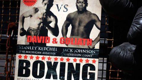 kategorie wagowe w boksie
