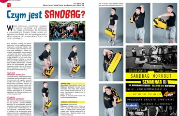 Sandbag Artykuł