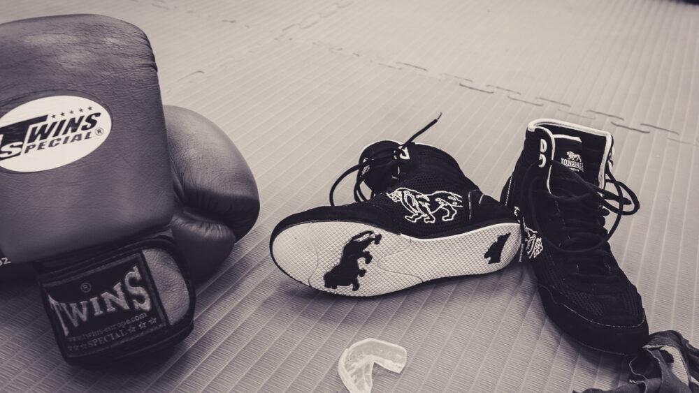 trening boksu