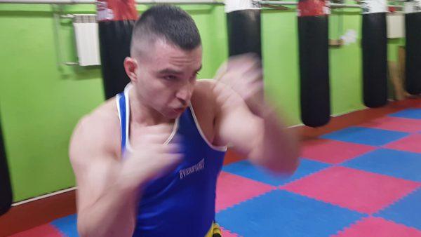 Trening szybkości w boksie