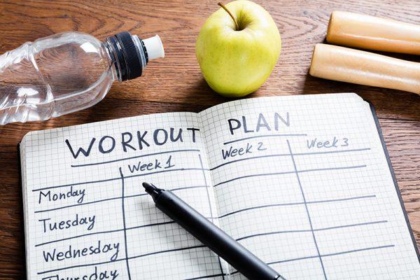 Zdobądź swój plan treningowy