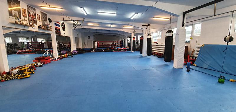 Sparta Gym klub sportów walki